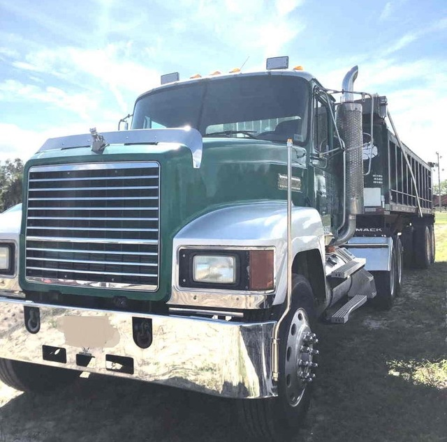 Mack CH Heavy Spec Tractor 460hp 8LL Double Frame Super Clean