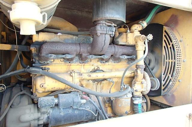 galion grader | motor grader for sale | T500A Galion Road Grader used