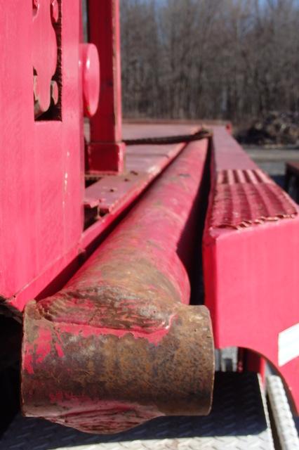 Gin Pole | Gin pole crane | Pole Winch | Gin Pole for sale | oilfield pole truck