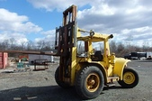 Hyster 6 Ton All Terain Fork Lift