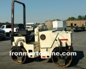 Ingersoll-Rand  DD24 Roller for sale