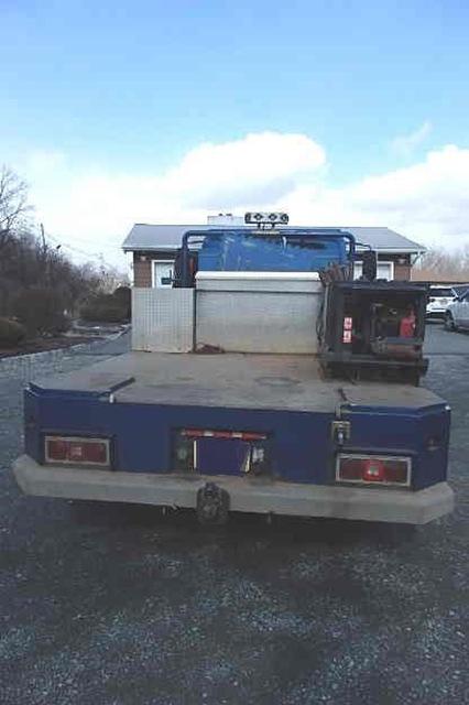 International SBA 4400 Welding Service Truck