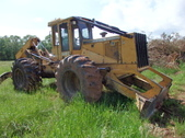 John Deere 648G Log Grapple Skidder