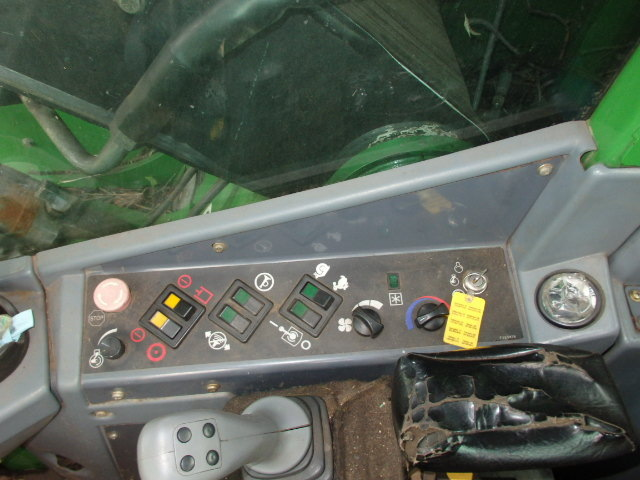 2006 John Deere 759G Feller Buncher Track Machine