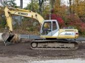 Kobelco SK200LC-Mark IV Excavator