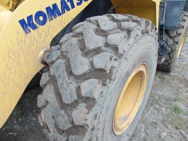 2012 Komatsu WA200-6 Wheel Loader