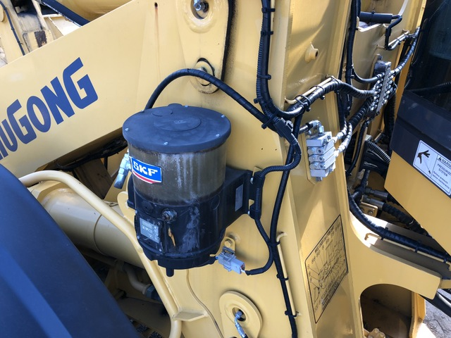 2015 Liugong 856ZC III wheel loader