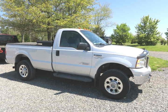 Heavy Duty F350 13,000 GVW 4x4 One Owner 6 Speed Non DEF Clean