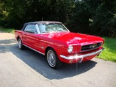 Mustang Convertible 64 1/2 Real Clean