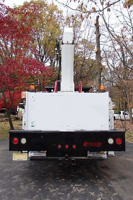 2014 Freightliner M2 Business Class 84RM Revolution Crane Truck