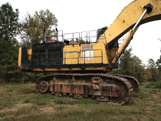 PC1800-6 Komatsu Excavator 2003