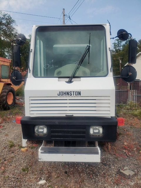 Street Sweeper Johnston M3000 2005 Excellent Working Condition