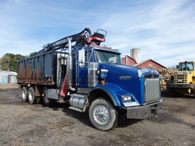 used T800 Kenworth Hurricane Truck for sale