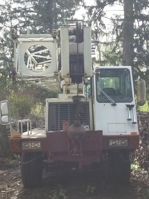 1997 Terex T220 30 Ton Crane Truck