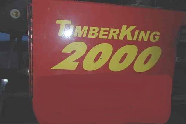 Timberking 2000 sawmill for sale | portable sawmill for sale | bandsaw mill