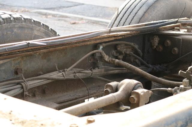 Tri Axle Dump Heavy Spec Cat 8LL Ready to Work