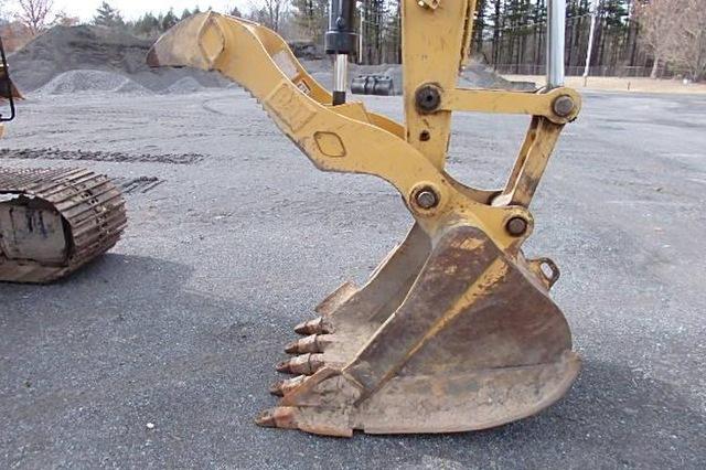 Cat 313F LGC Excavator