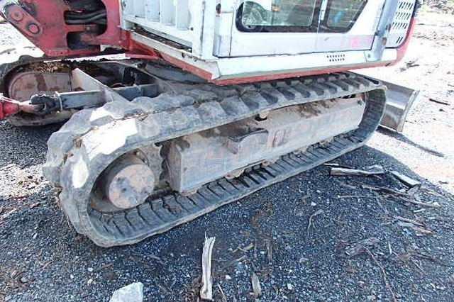 Valby Forestry Wagon Takeuchi TB175