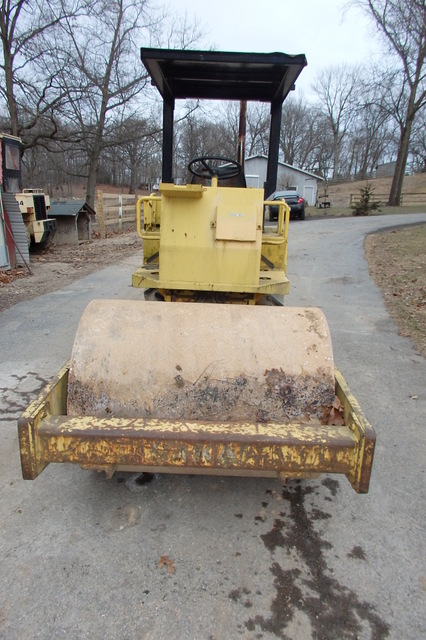 vibratory roller | 50'' smooth drum roller for sale | Sakai SV200D