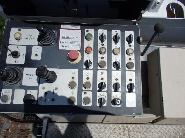 2003 W2000 Wirtgen Cold Planer Milling Machine