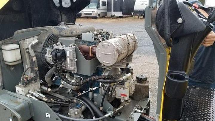 Wacker Neuson RD27-120 2.5 ton Double Smooth Drum Vibratory Roller
