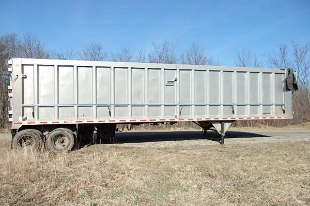 Walking floor trailer for sale | East Live floor Trailer | 100 yard east