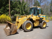 Wheel Loaders For Sale Used KZ60IV