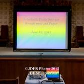 Interfaith Service 2012