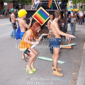RI in Boston Pride Parade 2010