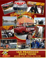 10/08 S.F. Duck Tour