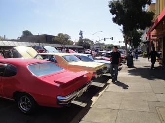 10/8/11 Alameda Car Show