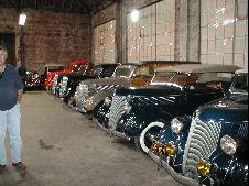 12/02 Car Collection visit