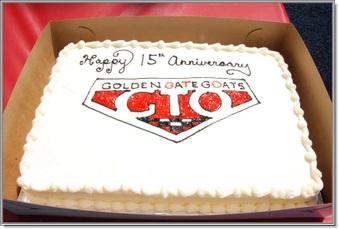 2011 Happy 15th Birthday GGGoats