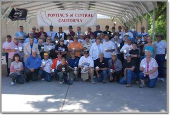 2011 Pontiacs of Central CA Classic