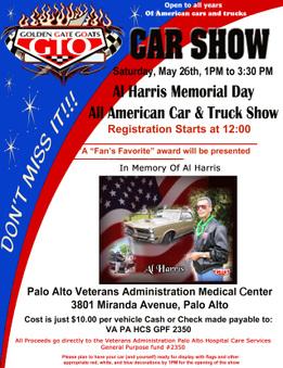 2012 Al Harris Memorial