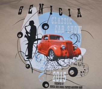 2015 Benicia Cars Show
