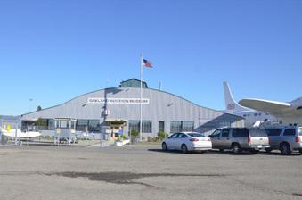 2017 Oakland Aviation Museum