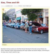Alameda Car Show 10/10/07