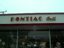 Cruise to the Pontiac Grill-2001