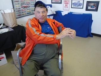 Jim Wanger's 85th B-Day