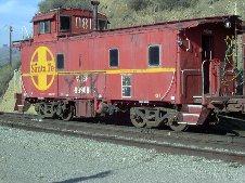 Niles Canyon Railway 2000