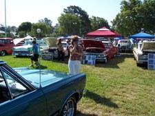 Pinole Car show