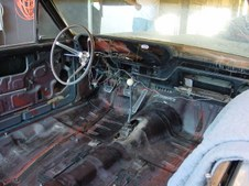 Ray Bell's 65 GTO