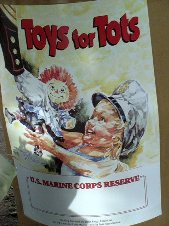 Toys for Tots - 2001