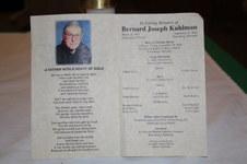 Bernard Joseph Kuhlman