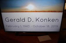 Gerald D Konken