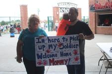 Military Homecoming Lincoln, Ne.