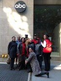JSSI Members at the Katie Couric Show