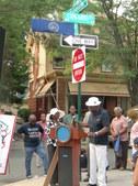 Rich Whitten Street Dedication