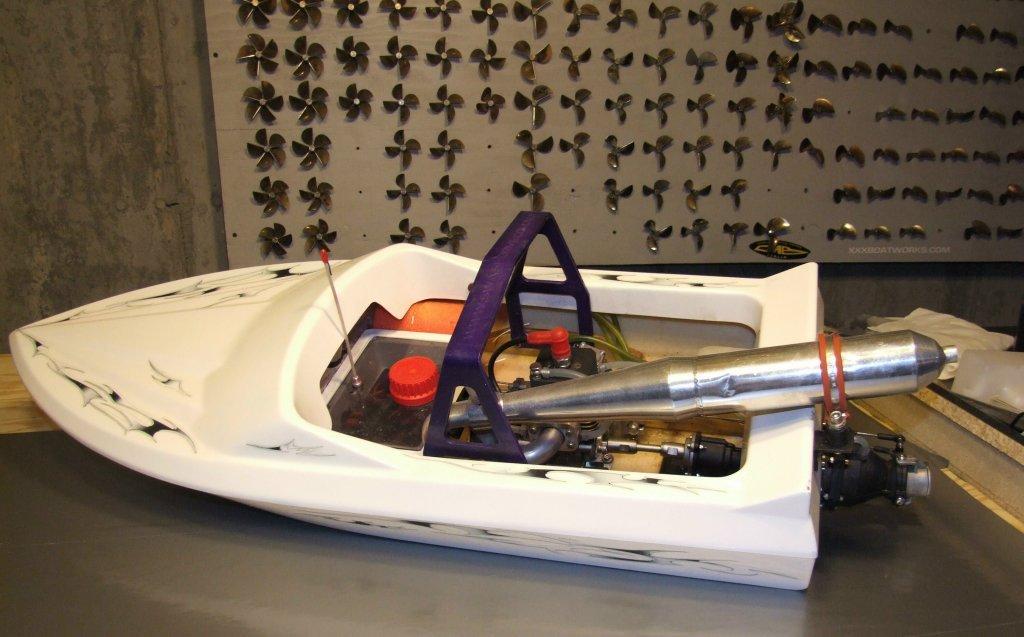 Фото самодельных винтов на радиоуправляемые катера